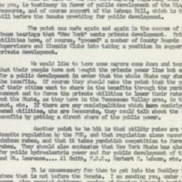 Letter: 1956 July 5