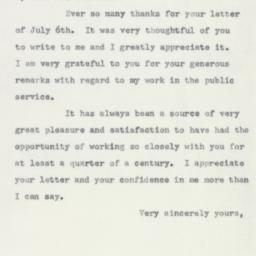 Letter: 1955 July 12