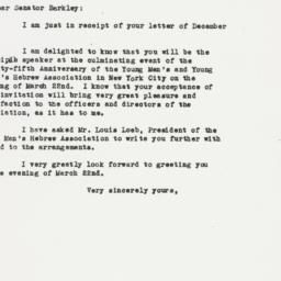 Letter : 1948 December 29