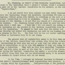 Letter : 1925 December 14
