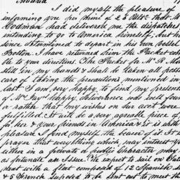 Document, 1782 March 05