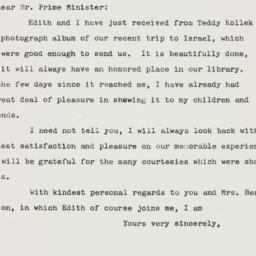 Letter : 1959 September 8