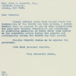 Letter: 1934 June 28