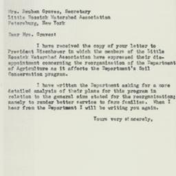 Letter : 1953 October 22