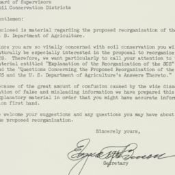 Letter : 1953 October 27