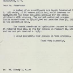 Letter : 1955 June 8