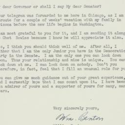 Letter: 1946 December 12