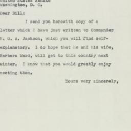 Letter: 1951 July 12