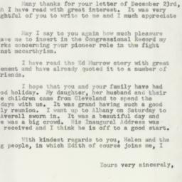 Letter: 1955 January 3