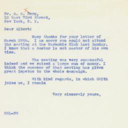 Letter : 1939 April 5