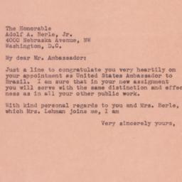 Letter : 1945 January 13