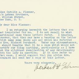 Letter : 1937 April 22