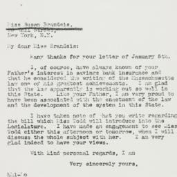 Letter: 1942 January 6