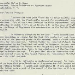 Letter : 1954 July 15
