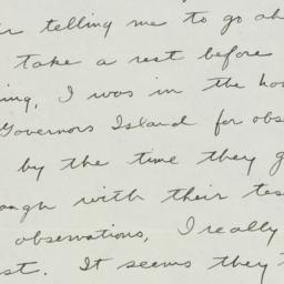 Letter : 1941 October 20