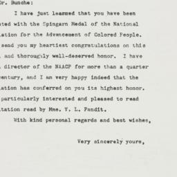 Letter : 1949 July 24
