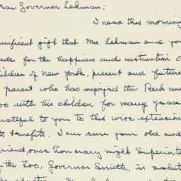 Letter : 1960 June 16