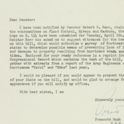 Letter : 1955 March 21