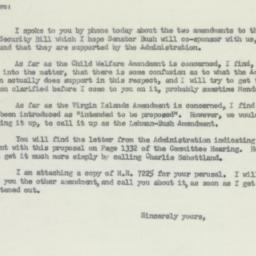 Letter : 1956 July 14
