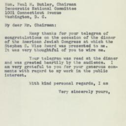 Letter: 1955 May 17