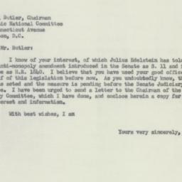 Letter: 1956 July 12