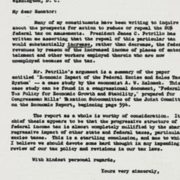 Letter : 1955 December 5