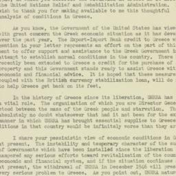 Letter : 1946 March 22