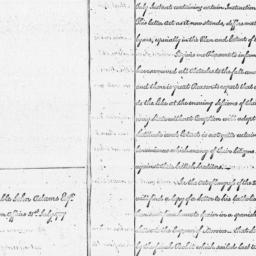 Document, 1787 July 31