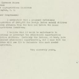 Letter: 1949 February 24