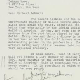 Letter : 1949 January 24
