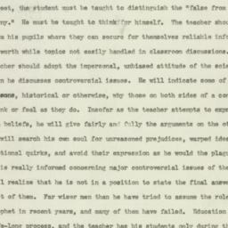 Speech: 1937 October 22