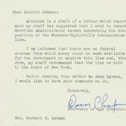 Letter : 1951 January 3