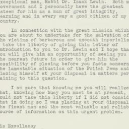 Letter : 1942 November 25