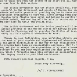 Letter : 1943 June 29