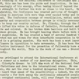 Letter : 1946 December 6