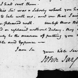 Document, 1798 July 09