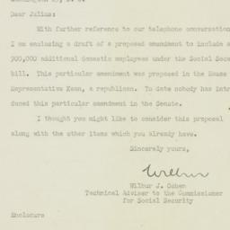 Letter : 1950 April 11