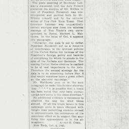 Clipping : 1940 October 4