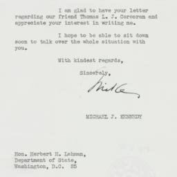 Letter : 1943 June 30
