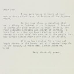 Letter : 1946 September 2