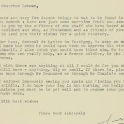 Letter : 1944 March 22