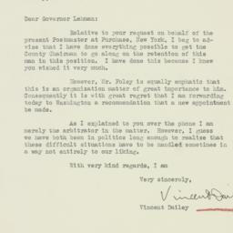 Letter: 1933 July 10