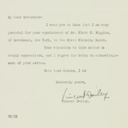 Letter : 1934 April 28