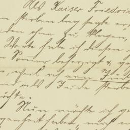 Letter : 1910 August 16