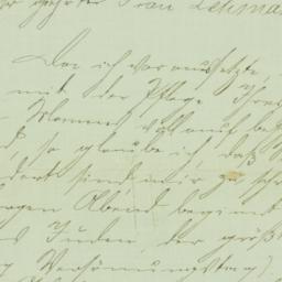 Letter : 1910 November 10