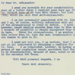 Letter : 1942 July 9