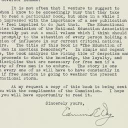 Letter : 1941 July 9