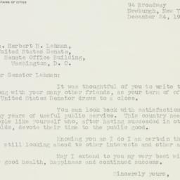 Letter: 1956 December 24