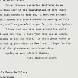 Letter : 1948 June 11