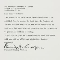 Letter: 1956 January 12